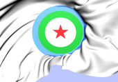 Djibouti Air Force Roundel — Stock Photo