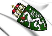 Styria Coat of Arms, Austria.  — Stock Photo