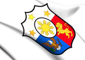 Philippines Coat of Arms — Stock Photo