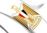 Egypt Coat of Arms — Stock Photo