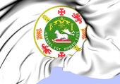 Commonwealth of Puerto Rico Seal — Stock Photo