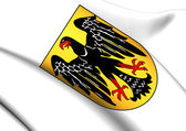 Weimar Republic Coat of Arms — Stock Photo