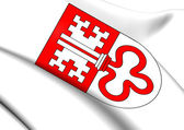 Unterwalden Coat of Arms, Switzerland.  — Stock Photo