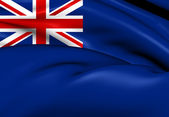 Government Ensign of United Kingdom — Stock Photo