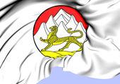 North Ossetia-Alania Coat of Arms, Russia.  — Stock Photo