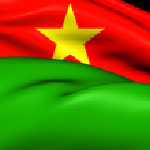 Flag of Burkina Faso — Stock Photo #47972473