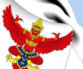 National Emblem of Thailand — Stock Photo