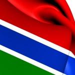Постер, плакат: Flag of Gambia