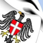 Vienna Coat of Arms, Austria. — Stock Photo #48352065