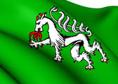 Styrian Banner of Arms, Austria.  — Stock Photo