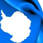 Flag of Antarctica — Stock Photo #49591985