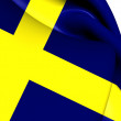 Flag of Sweden — Stock Photo #50403647