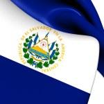 Flag of El Salvador — Stock Photo #50576197