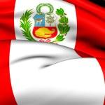 Flag of Peru — Stock Photo #50997771