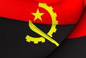 Flag of Angola — Stock Photo