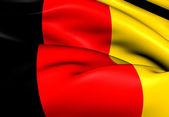 Flag of Germany — Stock Photo