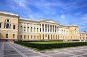 Russian museum in St. Petersburg Russia — Stock Photo