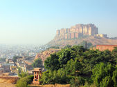 Fort in Jodhpur — Stock Photo