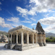 Stockfoto: Ranakpur hinduism temple in india