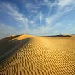 Stock Photo: Evening desert