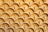 India ornate decoration background — Stock Photo