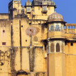 Stock Photo: Jaipur fort in India