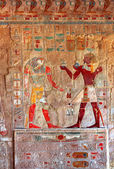Ancient egypt color images — Stock Photo