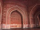 タージ ・ マハル陵の建物の壁 — ストック写真