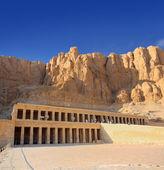 Temple of Hatshepsut in Luxor Egypt — Stock Photo