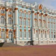 Catherine Palace in Pushkin, St. Petersburg Russia — Stock Video #38721037