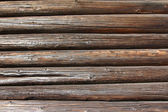Old weathered timbers background — Stock Photo