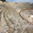 Ancient amphitheater in Turkey — Stock Photo