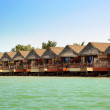 Bungalows in El Gouna Egypt — Stock Photo #44010815
