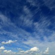 Panorama of beautiful sky with clouds — Stock Photo #49970023
