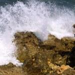 Wave breaking — Stock Photo #1119052