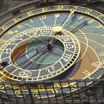 Astronomical Clock — Stock Photo #1138439