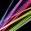 Abstract rainbow lines — Stock Photo #1159282