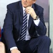 Head coach of England national football team Roy Hodgson — Stock Photo