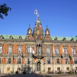 Town Hall of Malmo City — Stock Photo #14315433