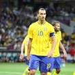Zlatan Ibrahimovic of Sweden — Stock Photo