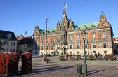 Town Hall of Malmo City — Stock Photo