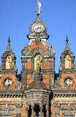 マルメ シティ市庁舎、スウェーデン — ストック写真