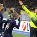 ������, ������: Soccer referee Wolfgang Stark
