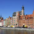 Royalty-Free Stock Photo: City Of Gdansk (Danzig), Poland