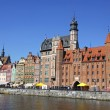 City Of Gdansk (Danzig), Poland — Stock Photo #18574681