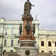 Monument to Empress Catherine the Great in Odessa — Stock Photo