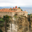 Agios Stephanos Monastery at Meteora Monasteries — Stock Photo