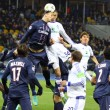 ������, ������: UEFA Champions League game between PSG and FC Dynamo Kyiv