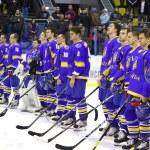 Ukraine national ice-hockey team — Stock Photo #21309699