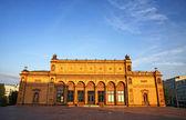 Hamburger Kunsthalle - famous art museum in Hamburg, Germany — Stock Photo
